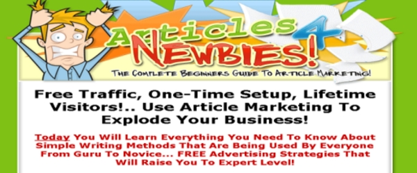 Product picture The Complete guide to article marketing